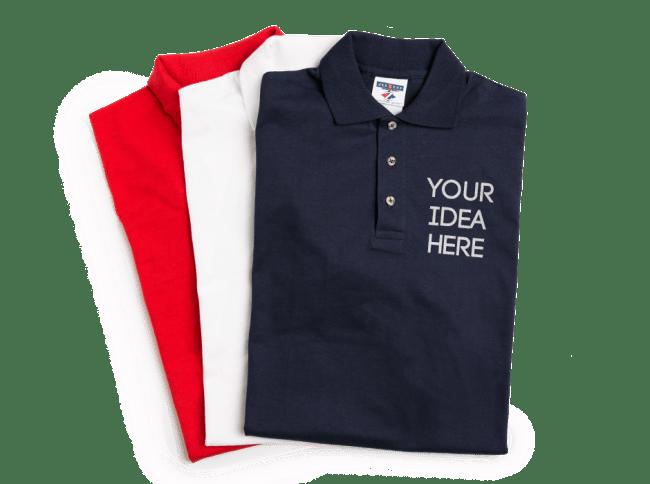 custom shirts create custom polo shirts CZYFQJX