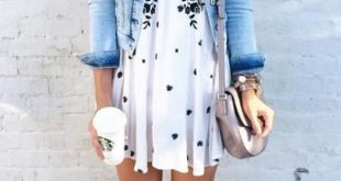 cute outfits spring outfit inspiration BPDJSLT