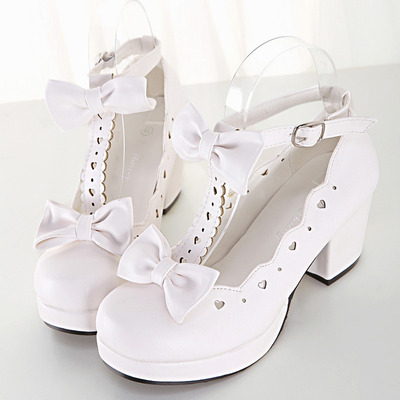 cute shoes cute japanese lolita lace bow princess shoes XQVDRGE