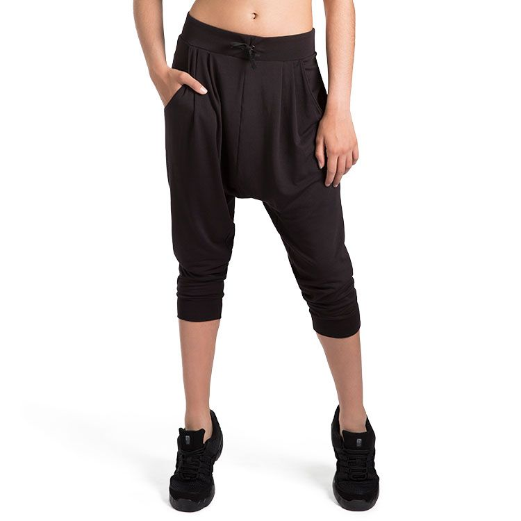dance pants pl5199g - leo 7/8 girls harem pant ... VTXAEGE