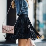 Fringe skirt for easter