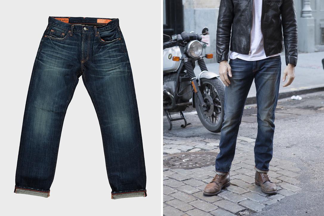 Denim jeans are evergreen