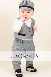 designer baby clothes braden 3-piece suit. designer baby boy clothesbaby ... TITQUEG