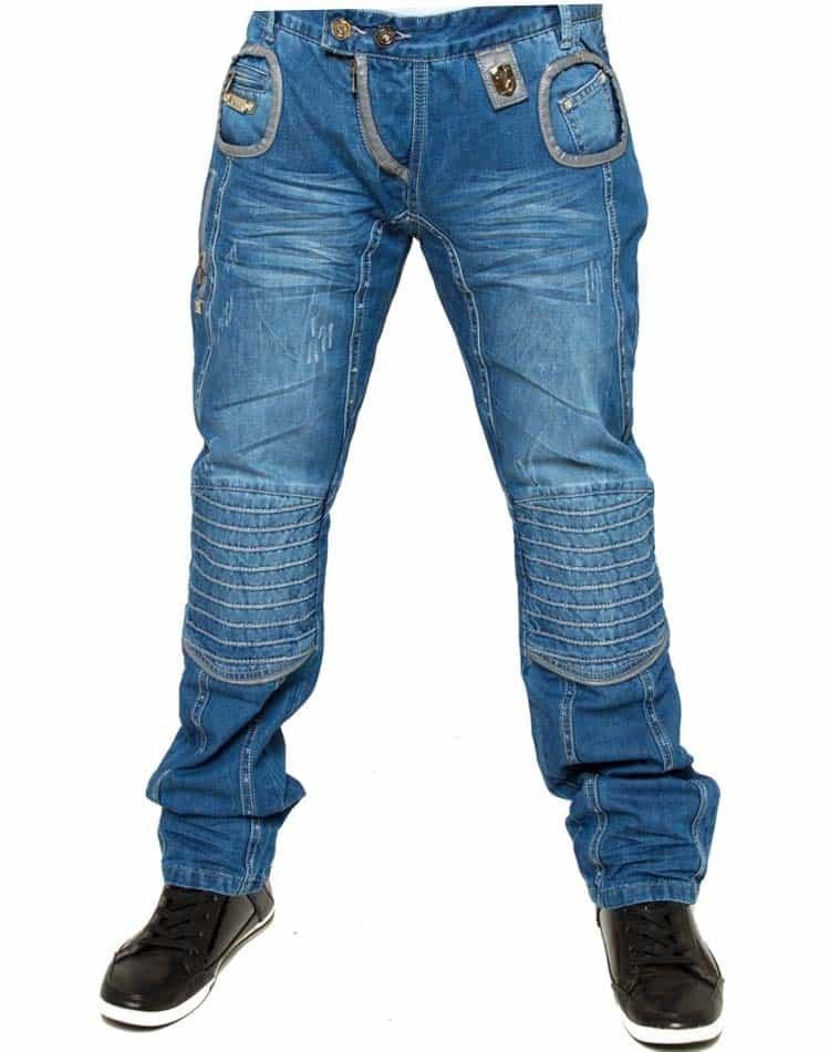 designer jeans isaac b 027 light blue DLUPUFO