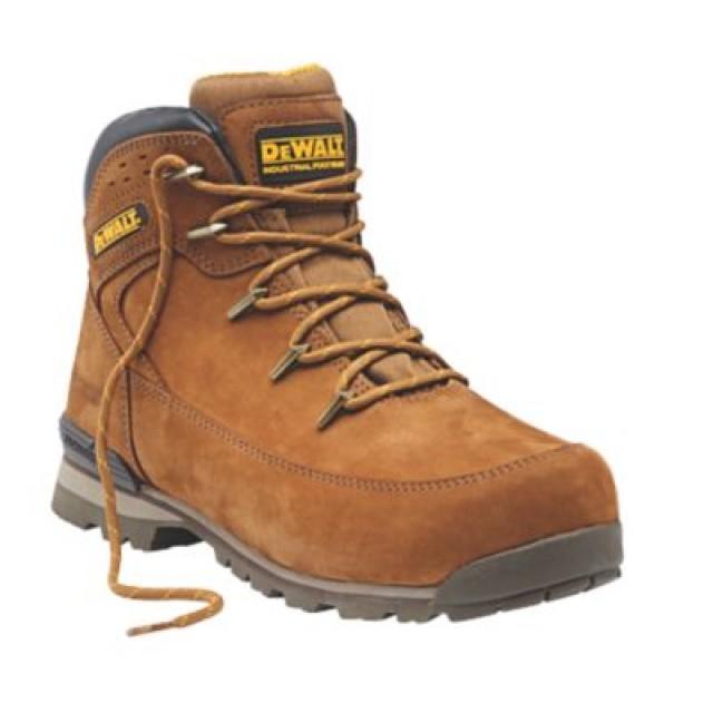 dewalt hydrogen safety boots tan OJXOVMS