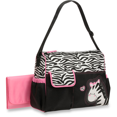 diaper bags for girls baby boom duffle diaper bag zebra print PMVZHZI