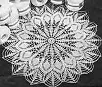 doily patterns easy doily HGPTSFN