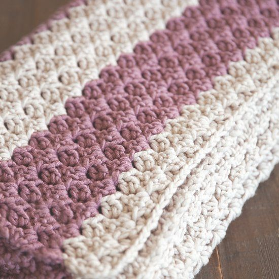 easy crochet blanket patterns free chunky crochet throw pattern using the duchess stitch - leelee knits.  this easy ZAHNEGY