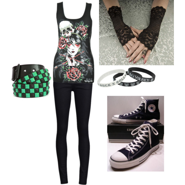 emo clothing emo clothes - polyvore TGLSWAF