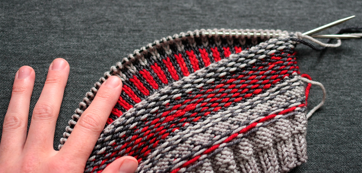 fair isle knitting AFEYTPF