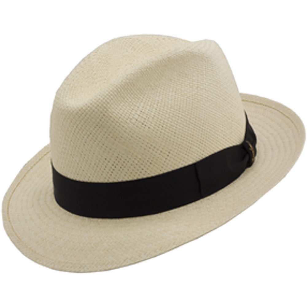 fedora hats borsalino amalfi panama straw fedora hat PKAWLOT