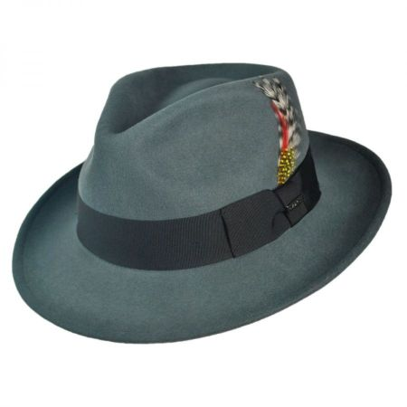 Wearing a stylish and cute fedora hats to enhance your look