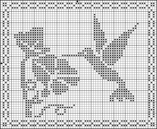 filet crochet patterns crochet filet and more for your kitchen free patterns HDVKQXY