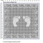 Contemporary and vintage filet crochet patterns for all