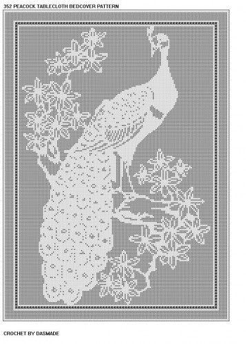 filet+crochet+patterns+free | free filet crochet patterns - filet crochet  charts FXEYICS