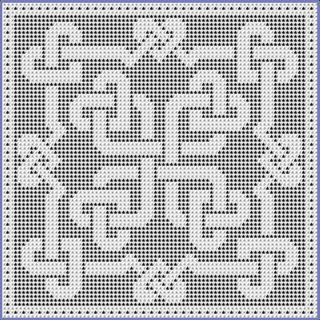filet crochet patterns many a heart pattern by michelle ryan. celtic patternsheart patternsfilet  crochet ... NEVYZDC