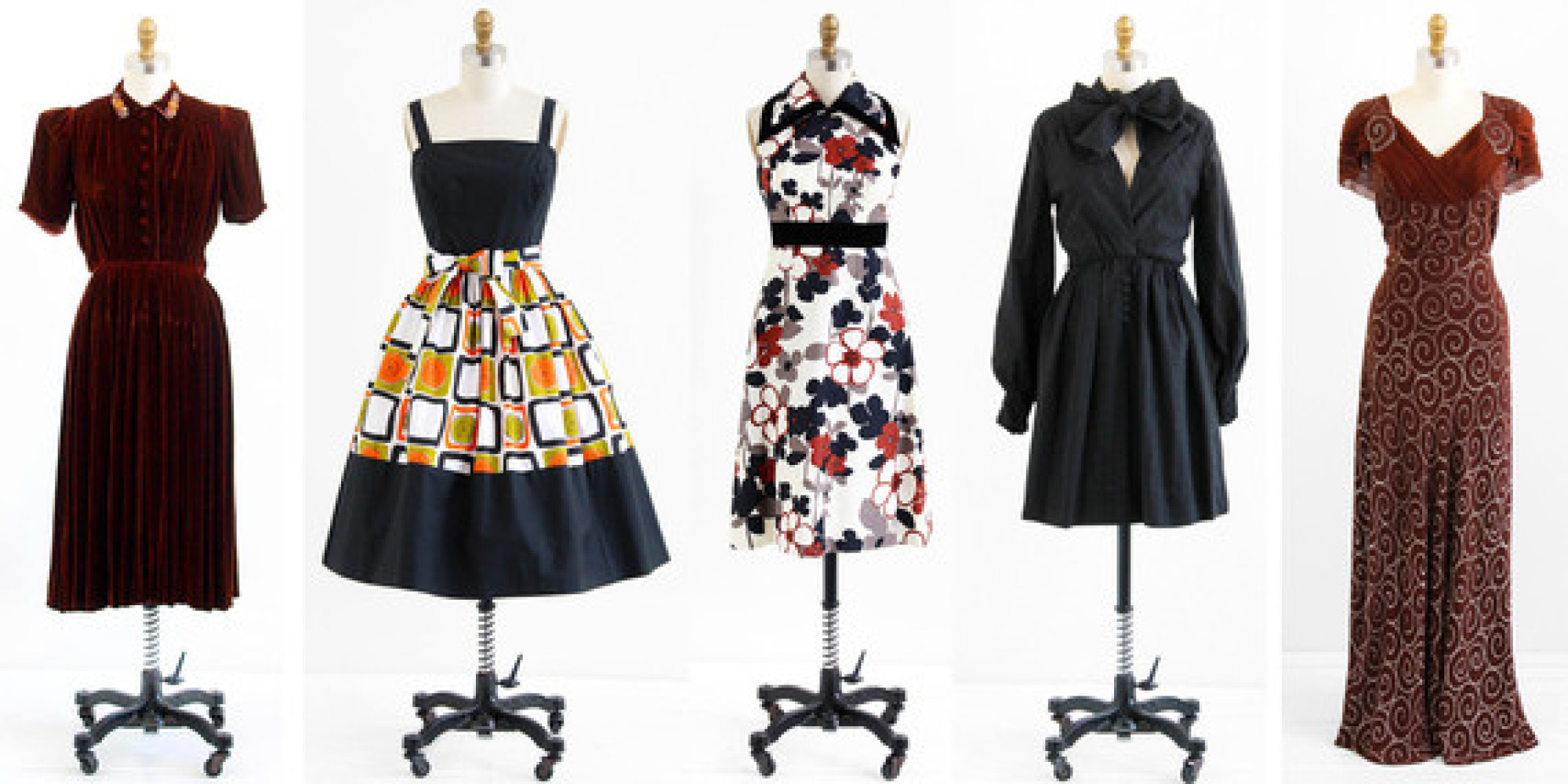 five reasons vintage clothing is not just  OZZOMGZ