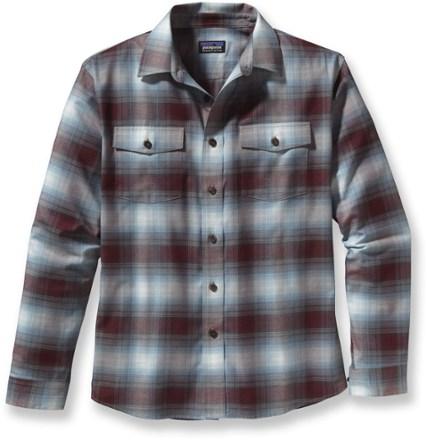 flannel shirts for men patagonia buckshot flannel shirt - menu0027s - rei.com YRBCBVN