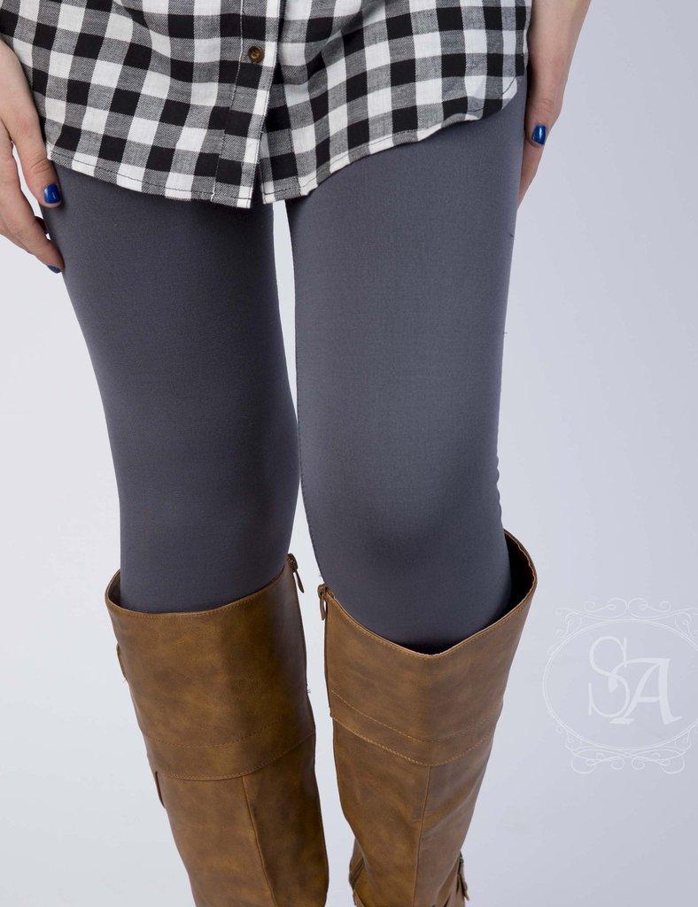 Fleece leggings for girls