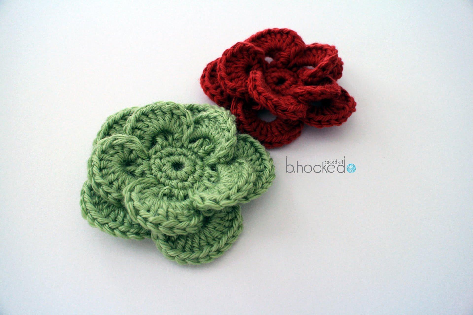 flower crochet pattern how to crochet a flower: crochet wagon wheel flower free crochet pattern -  youtube ZLWRUNU