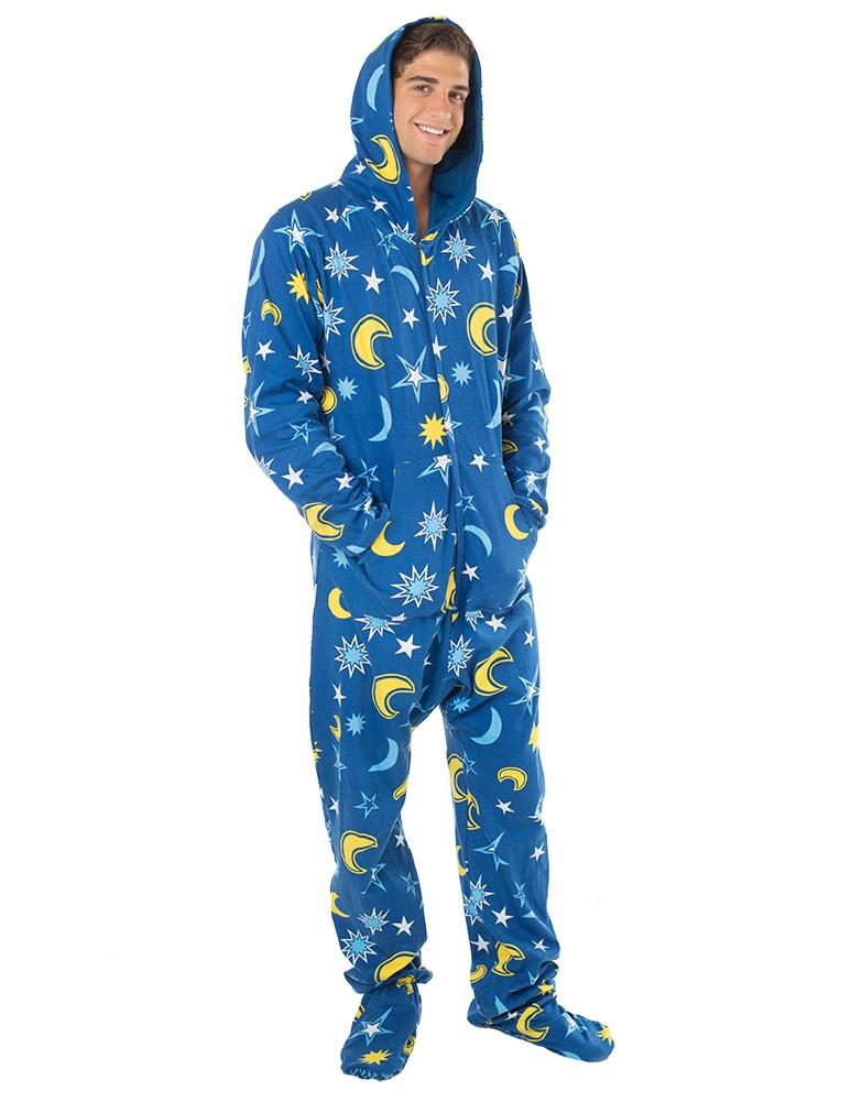footie pajamas starry night pajamas ©footed pajamas GQBVGTA
