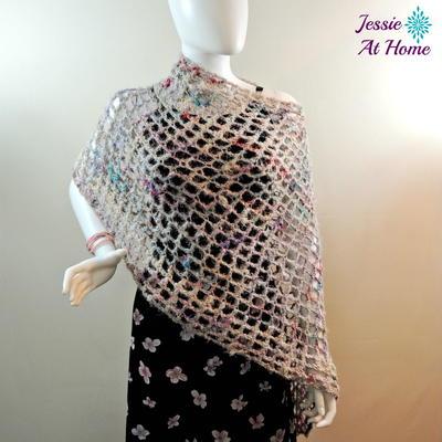 free crochet poncho patterns crochet patterns for lacy ponchos CLPVBHK
