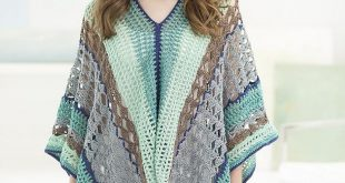 free crochet poncho patterns view in gallery summery clement canyon poncho HTFPQNU