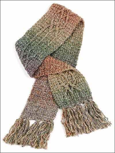 free crochet scarf patterns braided cable scarf ETDYHDJ