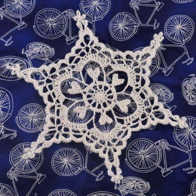 free crochet snowflake pattern AIDGXBB