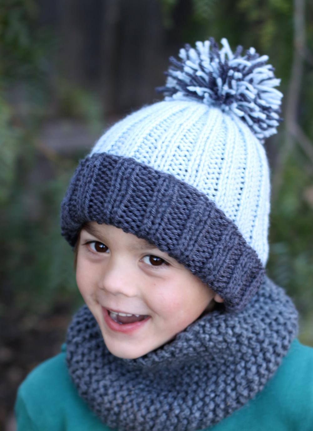 free knit hat pattern JTVIAQY