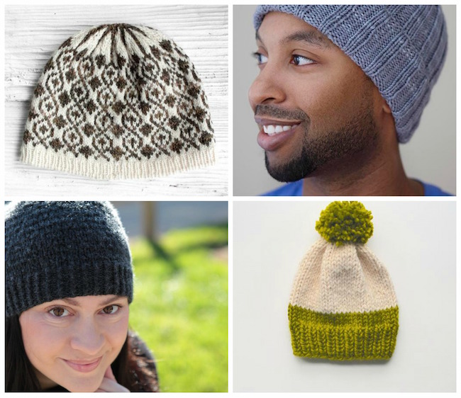 free knitted hat patterns DCOYLPY