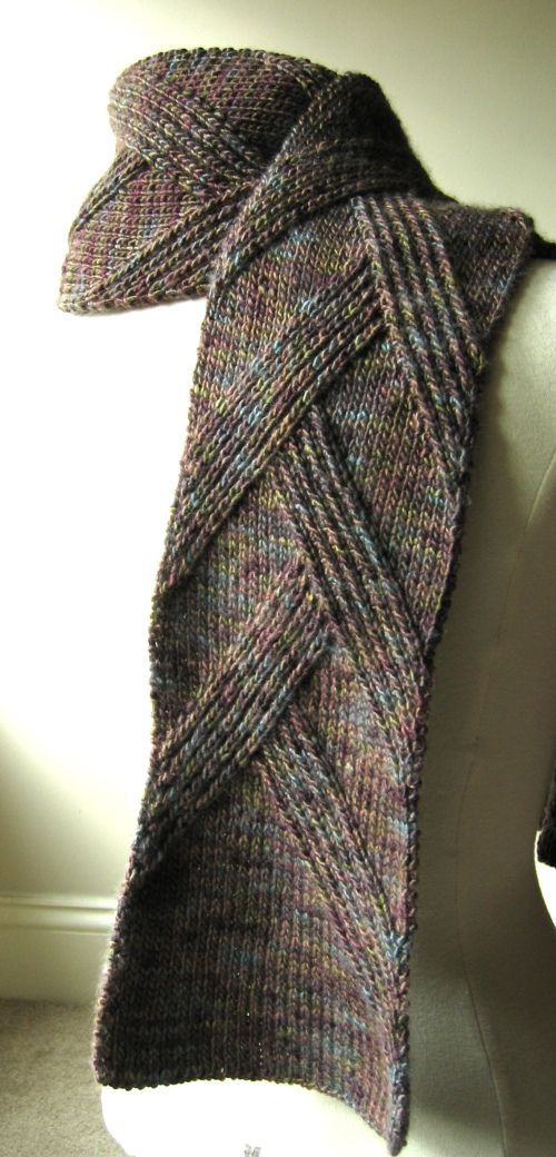 free knitted scarf patterns 12 dashing mens knit scarf patterns you can create today YSQBRIH