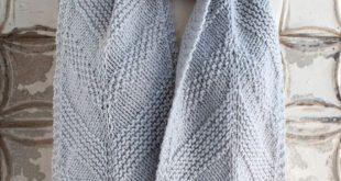 free knitted scarf patterns carpenteru0027s run scarf. knitting scarvesfree ... BMNTHYO