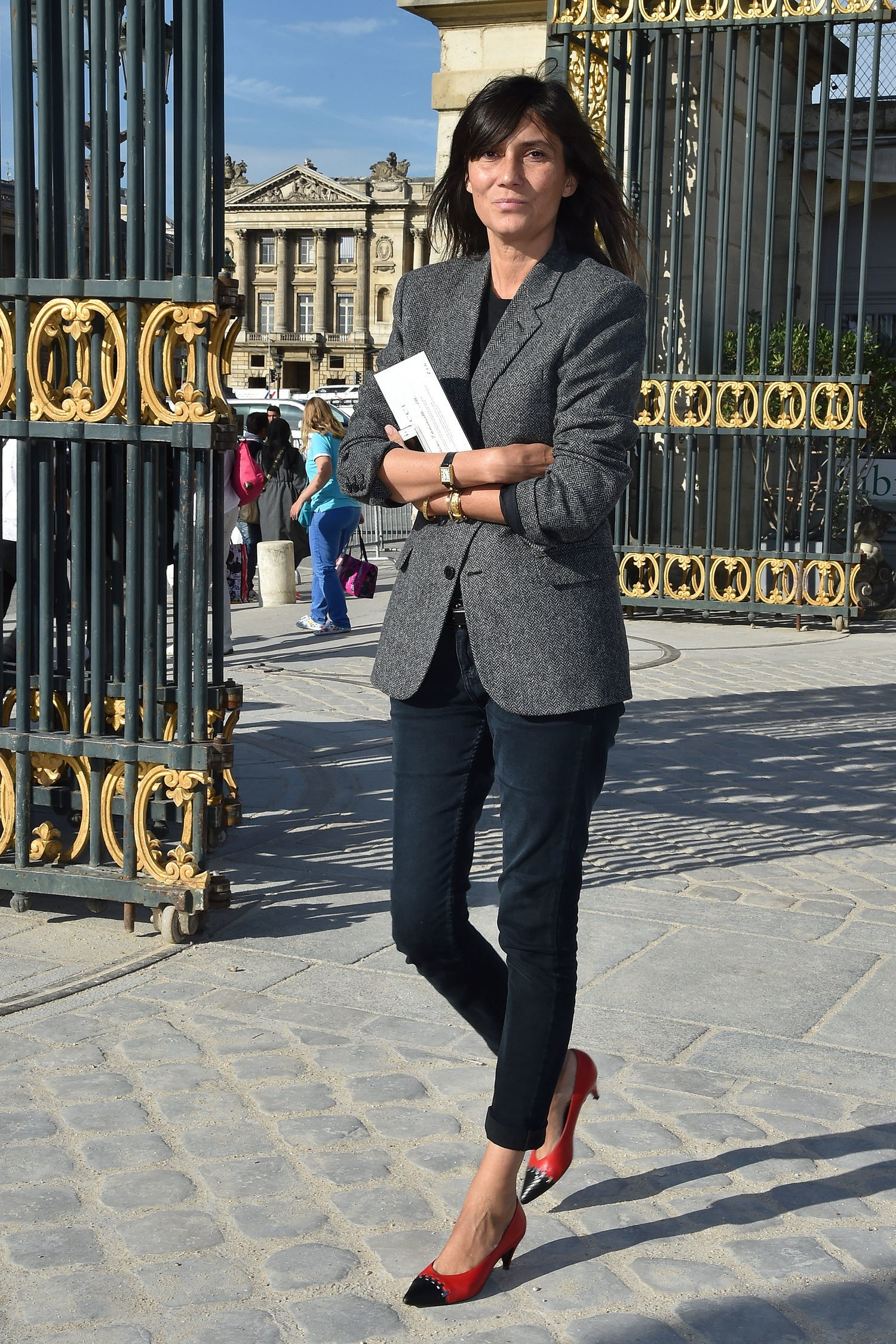 french style how to get french girl style from the most fashionable french women    glamour KIVZPSR