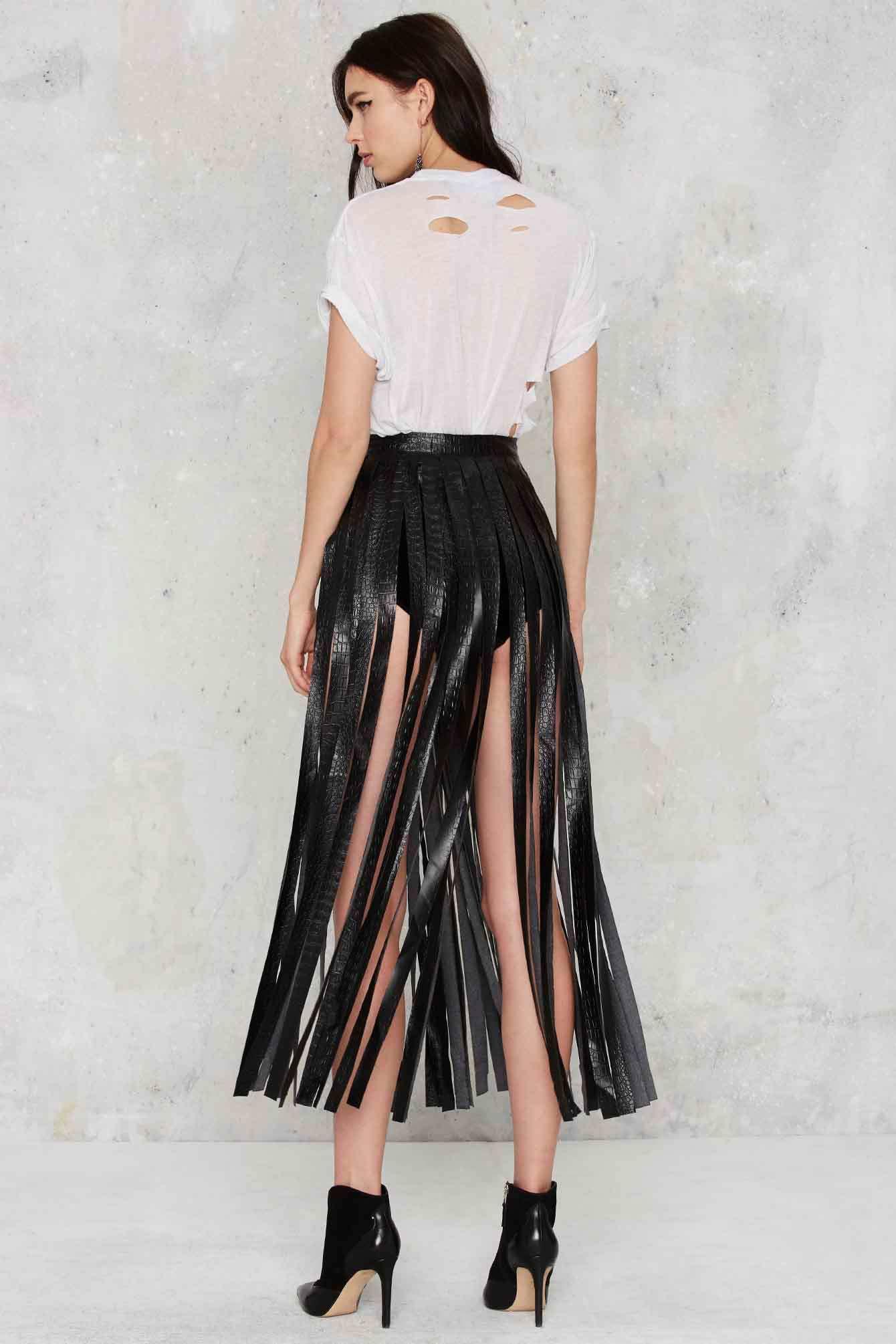 fringe skirt gallery FEVSEZV