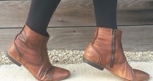 giving up the stilettos. need replacement soft brown ankle boots ... LIVAUFX