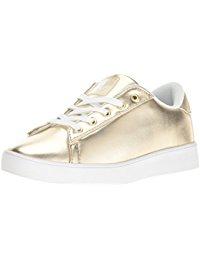 gold sneakers kidsu0027 darcies sneaker CFQJDFJ