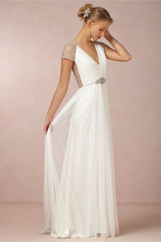 grecian dress gorgeous grecian drapery wedding dresses OWWZUMR