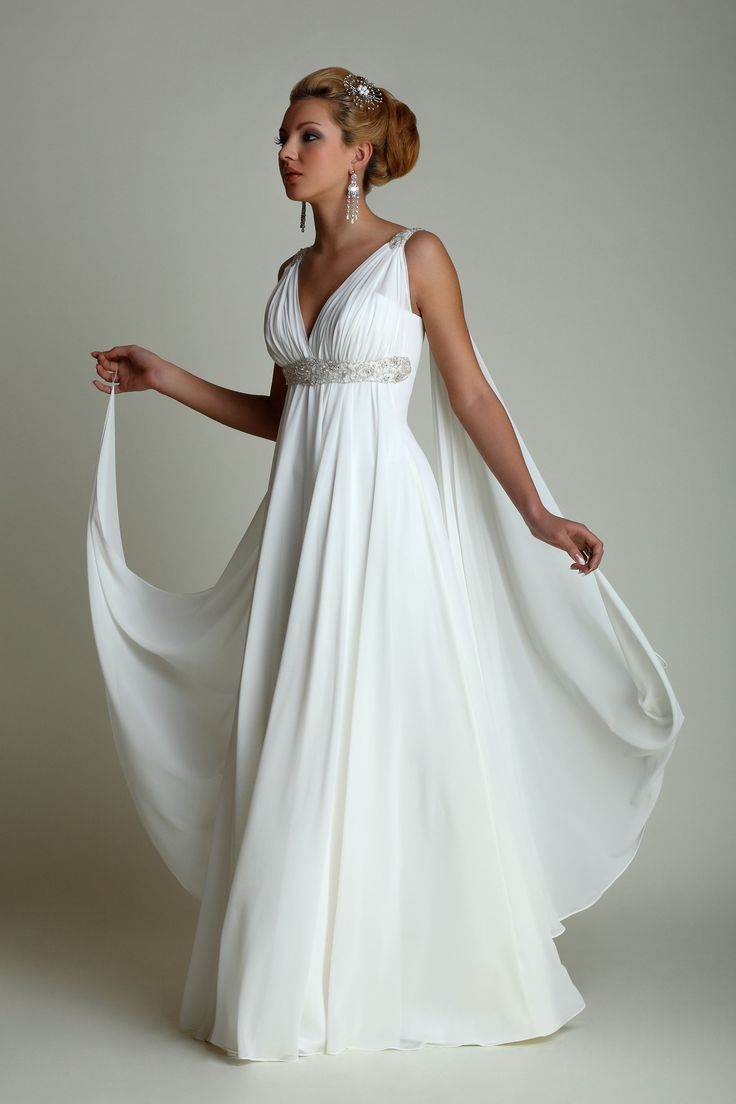 Get a grecian dress this season