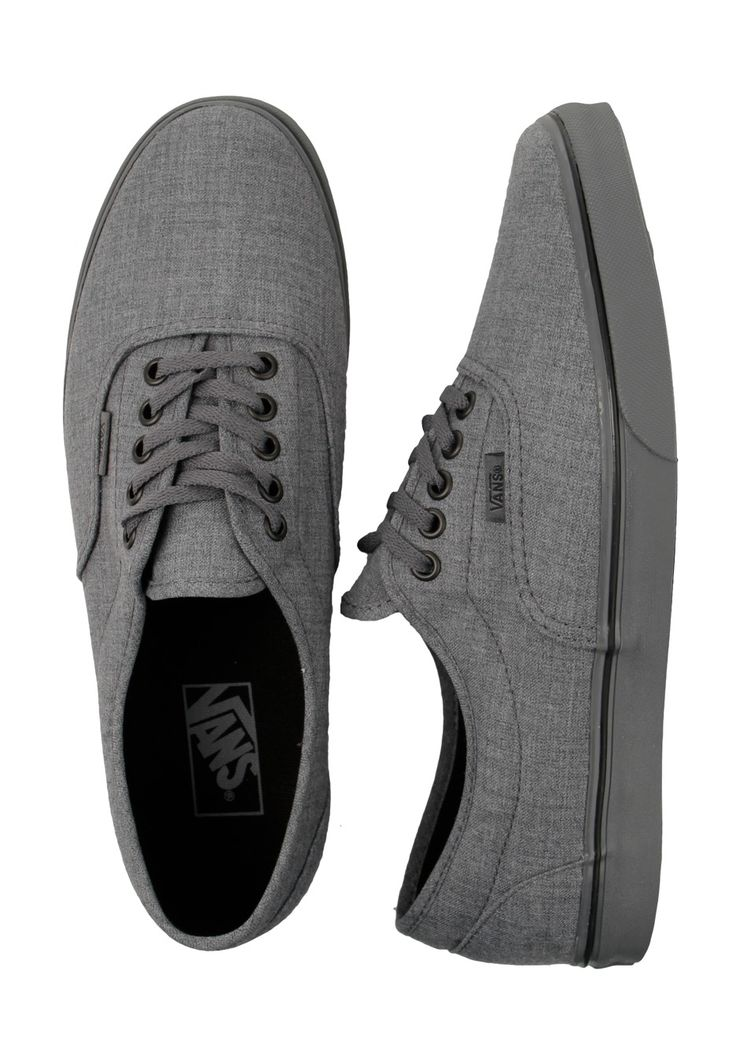 grey shoes the latest addition to my vans collection. vans dressed up lpe shoe in  smoked ZDGLSAF