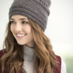 Hat knitting patterns will help you to knit a stylish hat for yourself