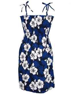 hawaiian dresses short hawaiian dress smock top kula aloha KNMVXHV