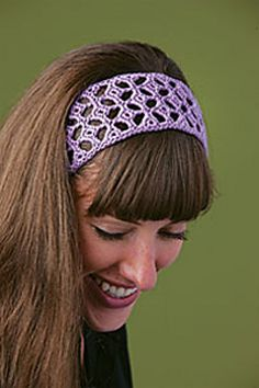 headband crochet pattern  MTQUYBN