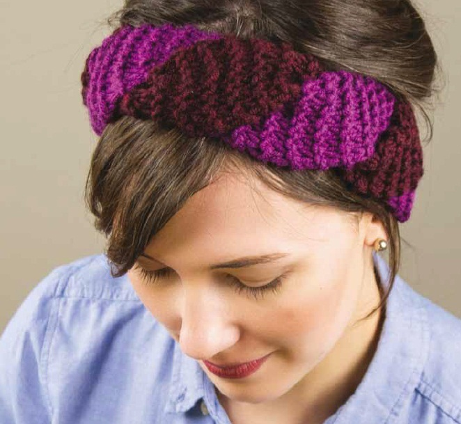 headband knitting pattern free knit headband pattern GHQLZNV