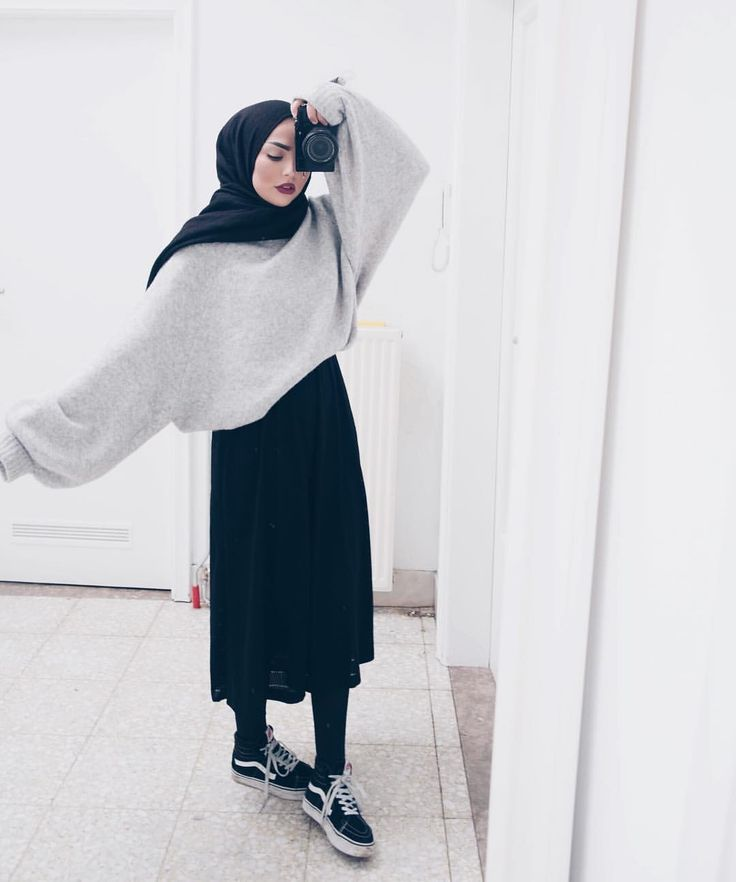 hijab fashion @sauf.etc on instagram- hijab style inspiration casual OKLDJAS