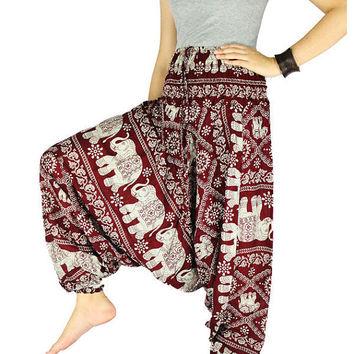 hippie clothes hippie pants gypsy pants harem pants elephant pants palazzo  pants elephant clothes VGFAAHK