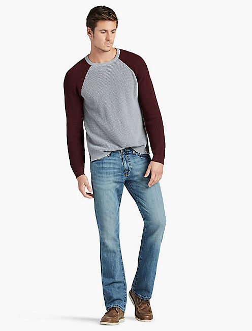 jeans for men 410 lucky 221 original boot jean YDAHQRF