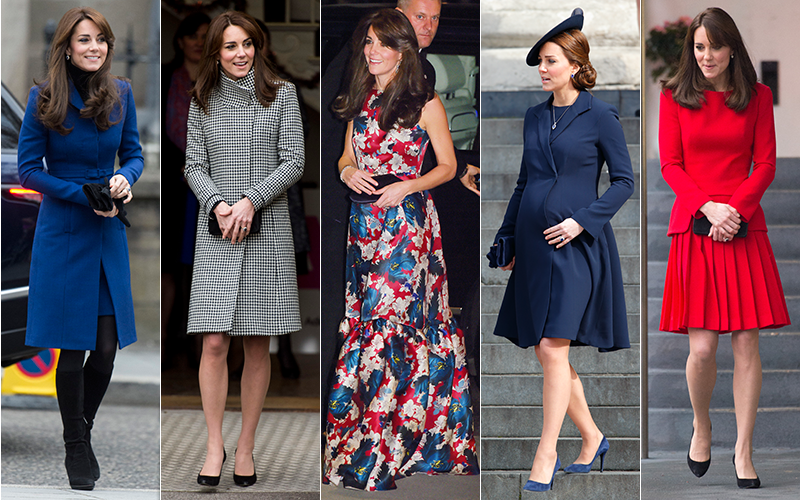kate middleton style 2015 in review: kate middletonu0027s style LYDECNN
