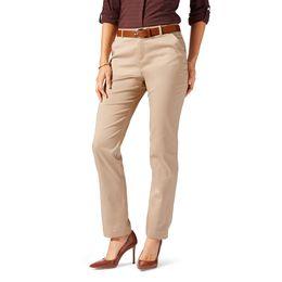 khaki pants for women weekend chino | golden honey | dockers® united states (us) LRQNJUT