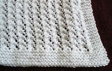 knit baby blanket QGJAEEM